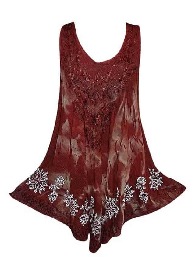 Rövid ruha Indiából több színben 2107