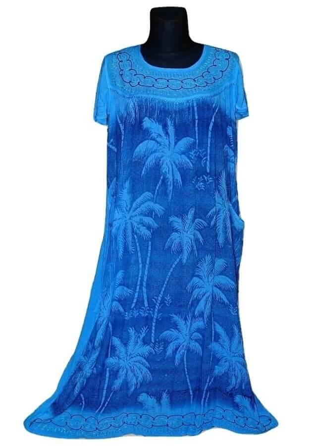 Extra méretű ruha Indiából 2702