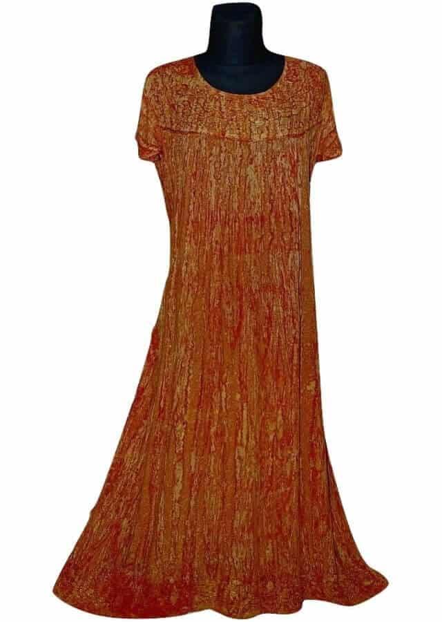 Extra méretű ruha Indiából 2704