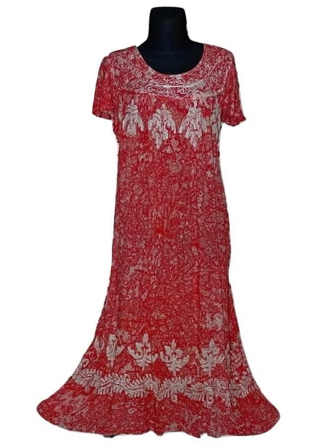 Extra méretű ruha Indiából 2706