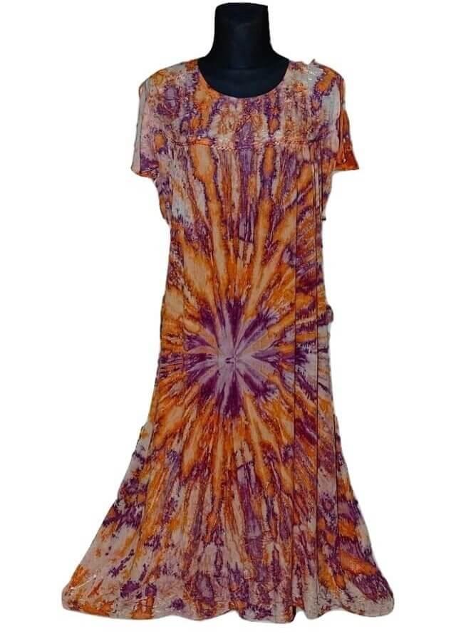 nagy univerzális méretű indiai hosszú ruha