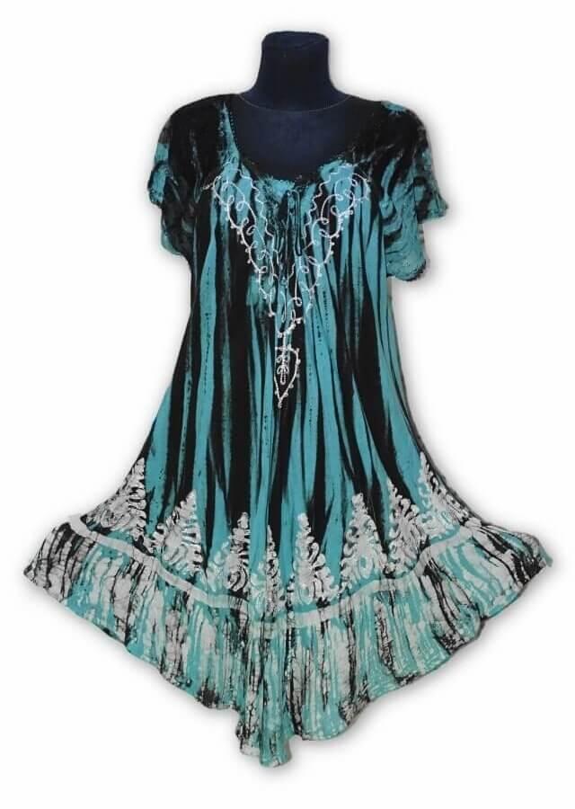 Csinos rövid ruha Indiából