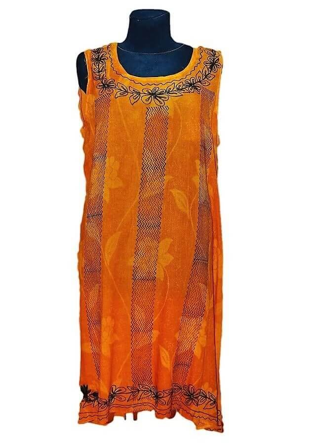 Rövid ruha Indiából több színben 2808