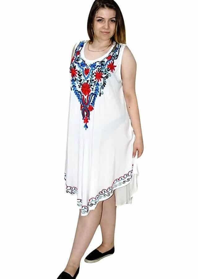 Egyedi ruha Indiából..