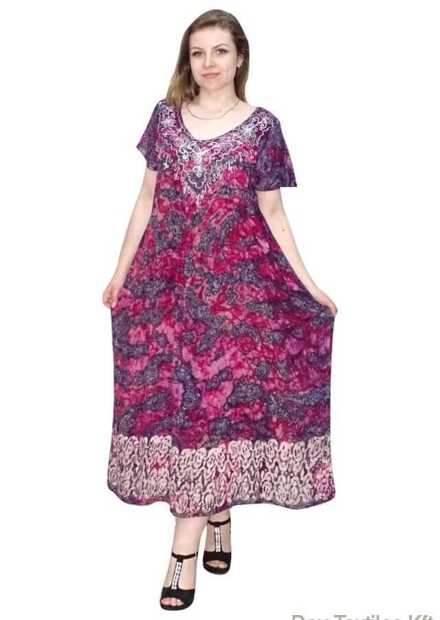 indiai hosszú ruha extra univerzális méretben