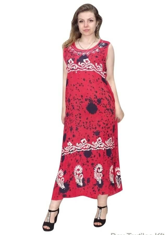 Pink hosszú ruha