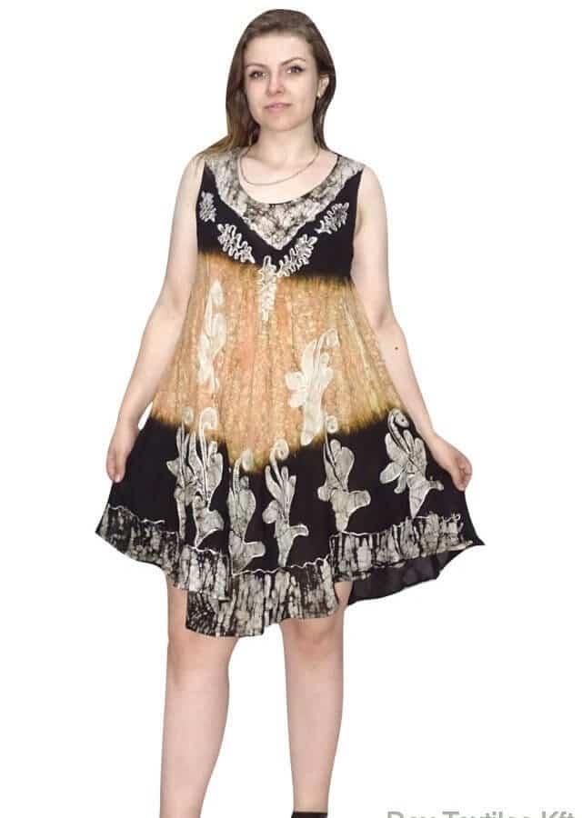 indiai rövid ruha keleti stílusban bracs